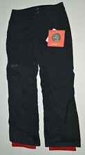 NWT Mens Small Black Waterproof Marmot Sidewall Ski/Snowboard/Winter Snow Pants