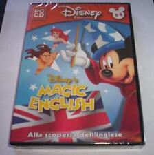 Disney Magic English Découverte Anglais Ordinateur Personnel Nouveau