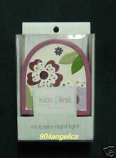 "Kidsline ""Mulberry"" Nursery Night Light Nip"