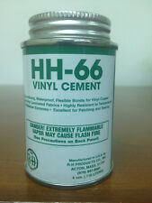HH-66 Vinyl Cement - 4 oz. Can - Tarp Repair - Truck Tarp Repair - Free Shipping