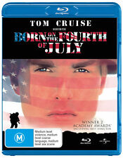 Born On The Fourth Of July (Blu-ray, 2011)BRAND NEW & SEALED
