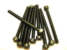 10x Stahl Zylinderkopf-Schraube M4x45 DIN912 12.9 Zylinder-Schrauben