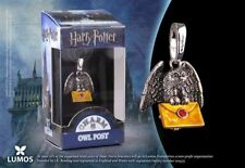 Harry Potter Hedwig Owl Post Lumos Charm From The Noble Collection Nn1034