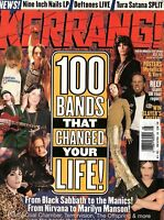 Kerrang! November 28, 1998 Vintage Music Magazine from the UK