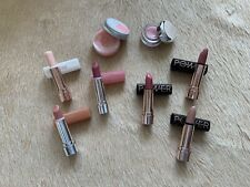 CATRICE 8-tlg. Set Lippenpflege Lippenstift Lipscrub Originalgrößen rosa-nude