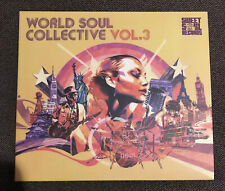 WORLD SOUL COLLECTIVE VOL. 3 CD - Sweet Soul Records - Japan- RARE