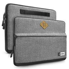 "Apple MacBook Pro/Air 13"" Case Sleeve Spill-Resistant Bag CornerArmor Strap Back"