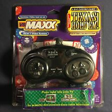 VS MAXX 6 In 1 Casino Game Video System - Plug And Play Brand New Sealed