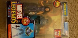 Marvel Legends X23 Apocalypse BAF Series Toy Biz Action Figure Black Variant