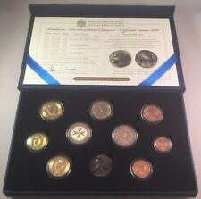 Malta Euro Münzen Kursmünzensatz 2011
