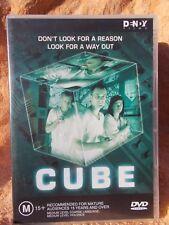 CUBE(DENDY FILM)DAVID HEWLETT M  R4
