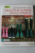 Key Concepts in VCE Health and Human Development Units 3&4 & Ebookplus by...
