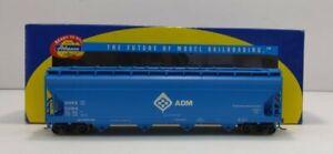 Athearn 72262 HO ADM ACF Centerflow Covered Hopper #53184 LN/Box