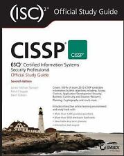 CISSP (ISC)2 Certified Information Systems Security Professional Official Study