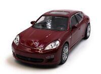 Maquette de Voiture Porsche Panamera S Rouge Auto 1:3 4-39 (Licencé)