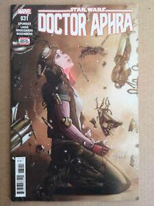 STAR WARS: DOCTOR APHRA #31 - 1st PRINT - MARVEL COMICS VOL. 1