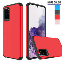 For Samsung Galaxy S20 Plus Ultra 5G Case Shockproof Phone Armor Slim Hard Cover