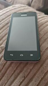 Huawei Ascend Y330 - 4GB - Black & White (UNLOCKED/SIMFREE) Grade c