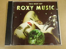 CD / THE BEST OF ROXY MUSIC