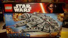 LEGO STAR WARS 75105 MILLENNIUM FALCÓN NEW  NUEVO A ESTRENAR Y PRECINTADO