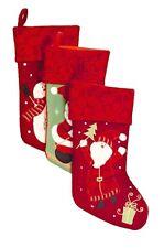Accessori Natale, Calza da Appendere per Regali  *02059