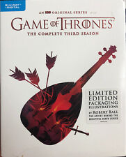 GAME OF THRONES THE COMPLETE THIRD SEASON 3 LIMITED EDITION (BLU-RAY + DIGITAL)