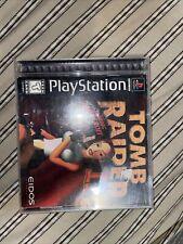Sony Playstation 1997 Ps1 Tomb Raider Ii 2, Black Label