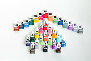 RIT Full Colour and Dye Range