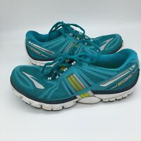 Brooks Pure Cadence P2 Women's Running Shoe Teal Size 8 M