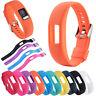 Soft Silicone Wrist Band Replacement Strap Watch Bracelet For Garmin vivofit 4
