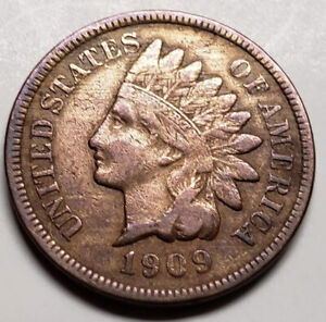 1909S Indian Head Cent