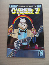 Cyber 7 . Eclipse 1989 - FN / VF