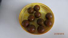 CC Moore Pacific Tuna 15mm Bottom Baits soaked in Korda Pineapple goo x 10