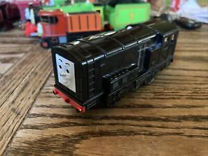 Vintage Thomas & Friends 1996 Diesel Trackmaster Motorized Train Toy WORKING