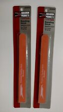 Squadron Products 30502 Sanding Stick - (2) Medium Grit Sticks