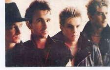 U2 -  Postcard - France