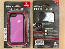 For iPhone 6S & 6 Case Pelican Cell Phone Case Cover For iPhone 6/6s Pink/Gray