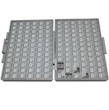 New SMT SMD 0805 1% sample resistor kit w/ enclosure 144Vx100=14400pcs Organizer