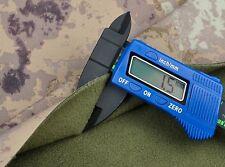 """A-TACS Camo Waterproof Windproof Fleece SoftShell Fabric 58""""W Tactical Jacket"""