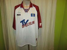 "Hamburger SV Original Fila Heim Trikot 1999/00 ""TV Spielfilm"" Gr.XL TOP"