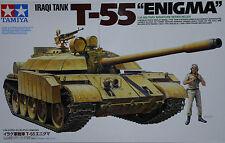 """Iraqui Tank T-55 """"ENIGMA""""  - art. 35324  - Tamiya 1/35"""