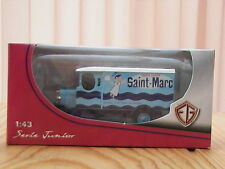 "MORRIS van ""Saint-Marc"" + boite NEUF"