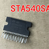 10PCS IC STA540 ST 15-Multiwatt AMP AUD DUAL//QUAD MULTIWATT15 NEW TESTED