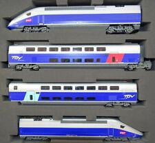Jouef HJ2362ACS Elektrotriebzug TGV 2N2 Euroduplex SNCF neu OVP AC + Sound