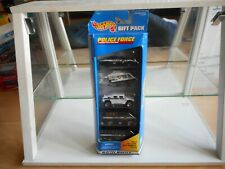 Hotwheels 5-Pack Gift Pack Police in Box