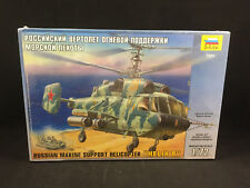 Zvezda Helix B Russian Marine Support Helicopter 1:72 Scale Model Kit 7221 NIB