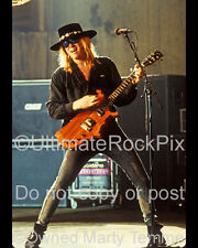 MARK KENDALL PHOTO GREAT WHITE 8x10 Photo in 1992 by Marty Temme Gibson Guitar