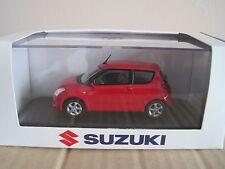 RIETZE SUZUKI SWIFT 3 DOOR 2005-2010 in RED 1/43 MODEL CAR