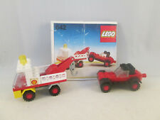 Lego Classic Town - 642 Shell Tow Truck and Car