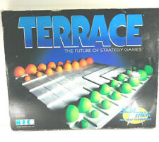 1993 TERRACE Board Game - The Future of Strategy Games Star Trek: 100% complete